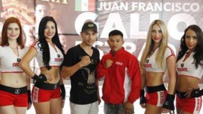 Juan Francisco 'Gallo' Estrada preparado para todo ante Rommel Asenjo