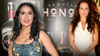 Salma Hayek quiere hacerle competencia a Kate del Castillo y no con su actuación