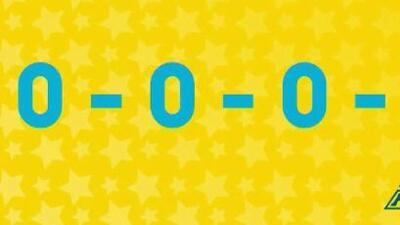 """Más de 2 mil personas ganan boletos de lotería con el número """"cero, cero, cero"""" en Carolina del Norte"""