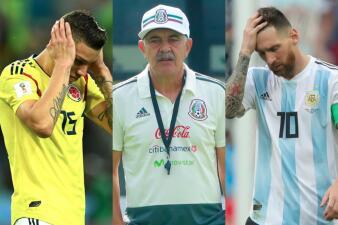 Huérfanas del Mundial: selecciones que llegan a los amistosos sin elegir a sus técnicos
