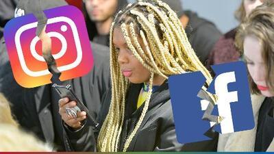 Facebook e Instagram dependieron de Twitter para comunicar su caída