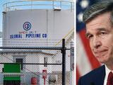 Reabren oleoducto: Roy Cooper dice que continúan trabajando para fortalecer la distribución de gasolina