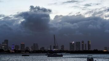 A Miami le espera una tarde de viernes con cielos parcialmente nublados y sin lluvias