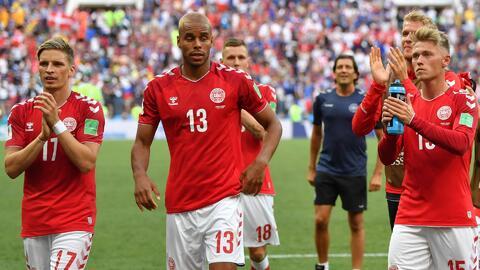 Dinamarca cayó 3-0 con Eslovaquia: jugó con nueve jugadores de Tercera, uno de Cuarta y uno de fútbol sala