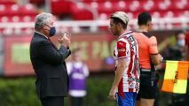 """Después de ganar contra Tigres, Chivas se ve """"mejor"""" para lo que viene"""
