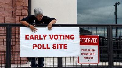 """""""¿Está segura que es ciudadana?"""": la pregunta que le hicieron a una hispana (ciudadana) cuando fue a votar"""