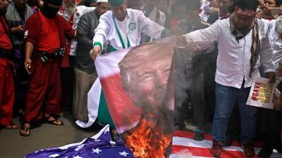 Netanyahu alienta a los países de Europa a trasladar sus embajadas a Jerusalén, mientras continúan las protestas por la decisión de EEUU