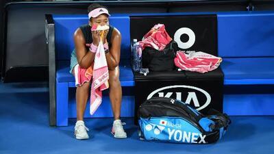 Naomi Osaka rompe con entrenador semanas después de ganar en Australia