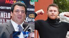 Sulaimán ve invencible al 'Canelo' Álvarez en el 2021
