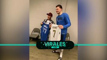 'Pequeñas grandes' figuras merengues: Eden Hazard y Luka Doncic