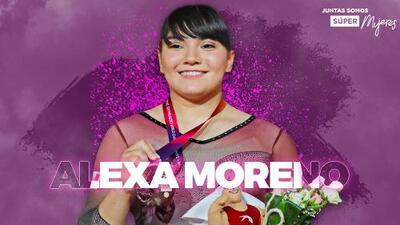 Alexa Moreno no nos necesita, es una guerrera