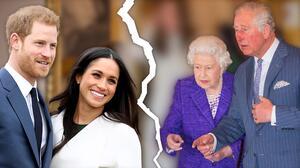 Llegó la hora: Meghan y Harry contarán su versión sobre el pleito con el palacio de Buckingham