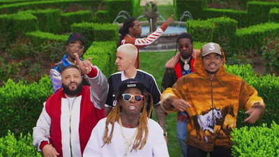 """Justin Bieber joins Quavo, Lil Wayne, Chance the Rapper and DJ Khaled in """"I'm the One"""""""