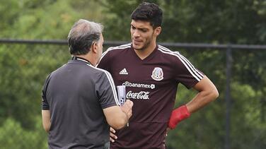 ¡Raúl Jiménez vuelve al Tri! Tata convoca a 31 jugadores