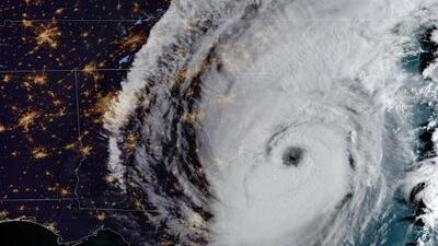 Lista actualizada de zonas bajo advertencia en la trayectoria del huracán Dorian categoría 2