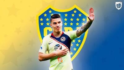 Boca Juniors a la carga por Mateus Uribe