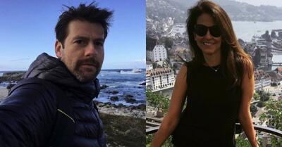 Las fotos con que Eduardo Videgaray recuerda a su esposa