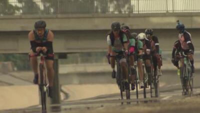 Así se prepara este grupo de deportistas para participar en Ironman, una de las pruebas de triatlón más exigentes