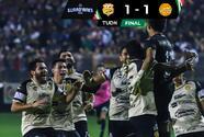Rescata Dorados empate ante Atlético Morelia