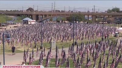 Honran a víctimas del 9/11 en Arizona