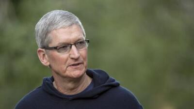 10 frases con las que Tim Cook defiende a Apple y revela sus intimidades