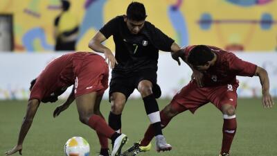 México 2-1 Panamá: México a la final de los Juegos Panamericanos de Toronto