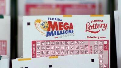 Boleto ganador del Mega Millions de $450 millones fue vendido en Florida