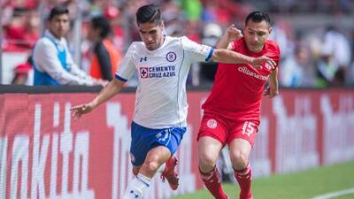 Cómo ver Cruz Azul vs Toluca en vivo, por la Liga MX