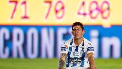 Grave lesión de Víctor Guzmán lo deja fuera del torneo