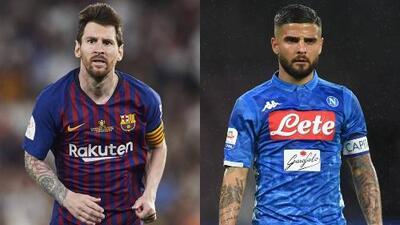 ¡Bomba! El Barcelona jugaría dos partidos amistosos ante el Napoli en Estados Unidos
