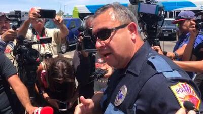 Varios muertos y heridos tras tiroteo cerca de un centro comercial de El Paso, Texas