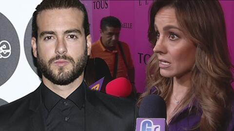 A Alejandra Barros le duele la situación de Pablo Lyle, quien fuera su hijo en una reconocida telenovela