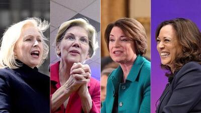 Las mujeres que aspiran a la candidatura presidencial enfrentan un enemigo en común: el machismo