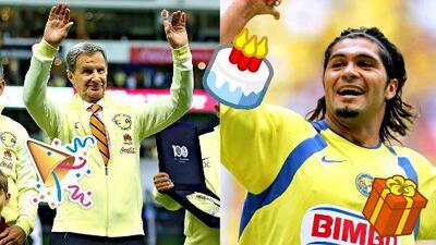 ¡Saludo de leyendas! Borja y Navia felicitaron en su cumpleaños a Univision Deportes