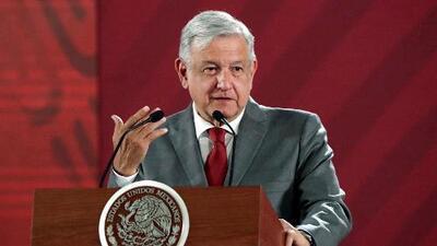AMLO afirma que México no se merece el trato que Trump quiere aplicarle al país