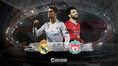 Previo | El trono de Europa al alcance del Real Madrid y Liverpool
