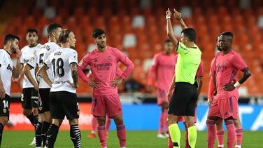 Real Madrid explota contra el arbitraje y el VAR