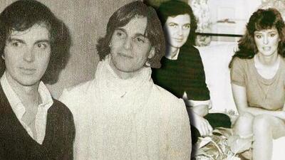 Recordamos la gran amistad que unió a Camilo Sesto con famosos como Miguel Bosé y Lucía Méndez