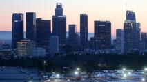 Condiciones secas y temperaturas agradables para la mañana de este jueves en Los Ángeles