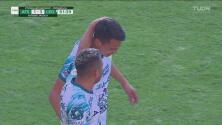 ¡Sella el triunfo con un cañonazo! Osvaldo Rodríguez firma el 1-3