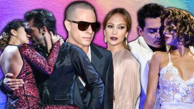 JLo, Adamari López y José Manuel Figueroa no son los únicos: la pista de baile sirvió de Cupido para ellos