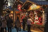 Fredericksburg is one of the best cities to spend Christmas in America