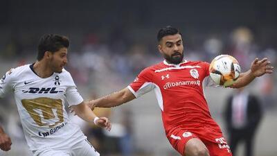 Cómo ver Pumas vs. Toluca en vivo, por la Liga MX 1 de Septiembre 2019