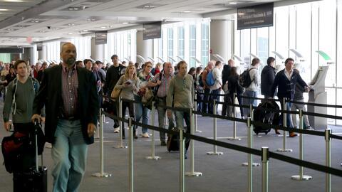 Lo que debes tener en cuenta si visitarás el Aeropuerto Internacional de Miami esta temporada navideña