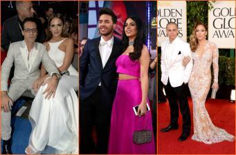Estas son las parejas de los nominados en Premios Juventud