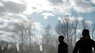Este jueves se mantiene la temperatura baja en Nueva York después de la tormenta invernal