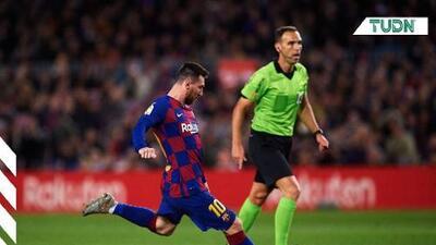 Messi 15-3 Real Madrid en goles de tiro libre