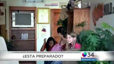¿Estás listo para un terremoto? Hoy a las 6