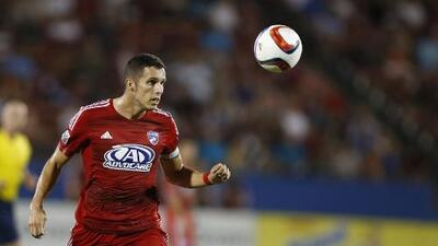 Matt Hedges de FC Dallas es nombrado Defensa del Año de la MLS