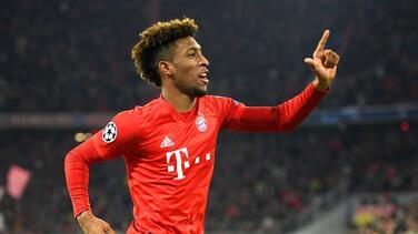 ¿Se va? El Bayern interrumpe negociaciones con Kingsley Coman